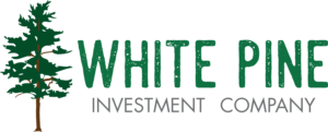 white pine investment company logo